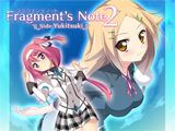 Fragment's Note2 Side:雪月